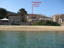 Location appartement en corse du sud, Campomoro